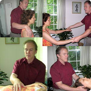 Craniosacral Therapy Therapy session